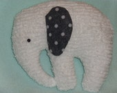 Stuffed Chenille Elephant