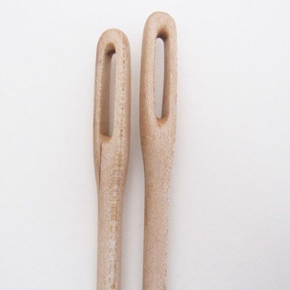 Knitting Needle Size 8 : Knitting needle eye design wood size