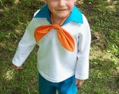 Child's Fred Jones Collar and Ascot Costume Set