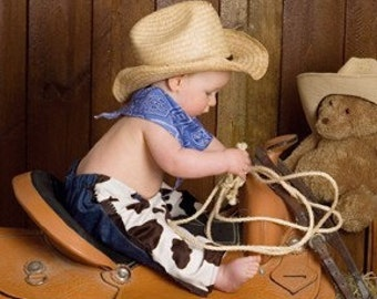 Little Roy Infant Cowboy Costume