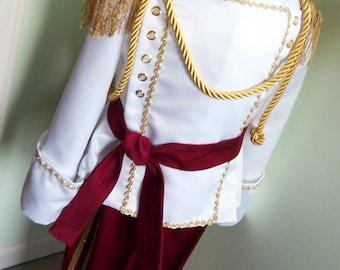 Stunning Boys Prince Costume - Custom Made, Prince Charming Costume, Boys Costumes, Toddler Prince Costume, Custom Costumes for Children