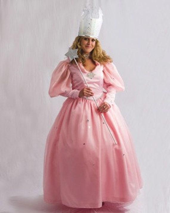 Glinda the Good Witch Ladies Costume Set Custom Made