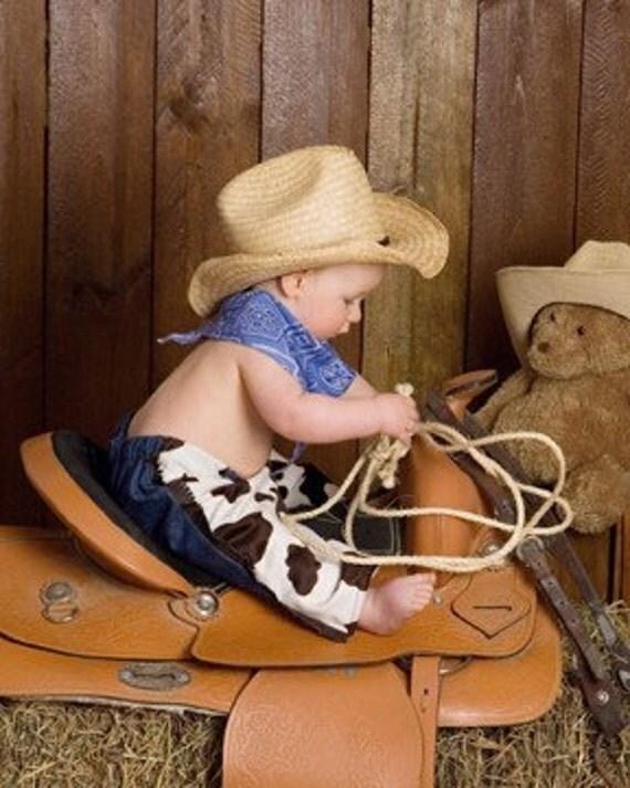 Little Roy Infant Cowboy Costume