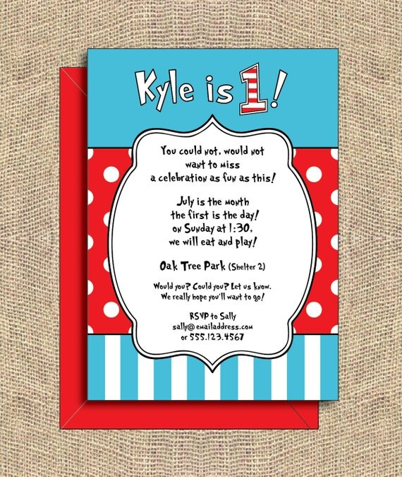 Custom Invite and Misc. Signage - Reserved for Michelle