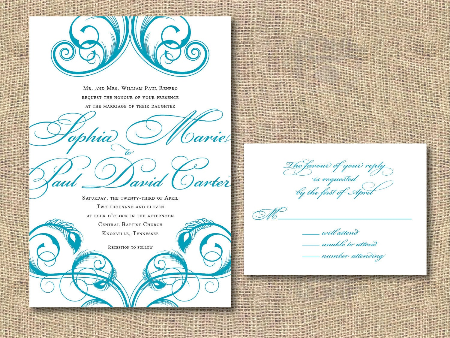 30+ Free Printable Wedding Invitations to Download For Free ...