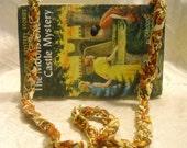 Nancy Drew Altered Book Purse