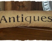 Antiques Country Primitive Pillow Cupboard Tuck Sitter Ornie