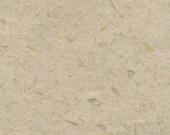 5 Sheets Half Wheat Straw Handmade Paper