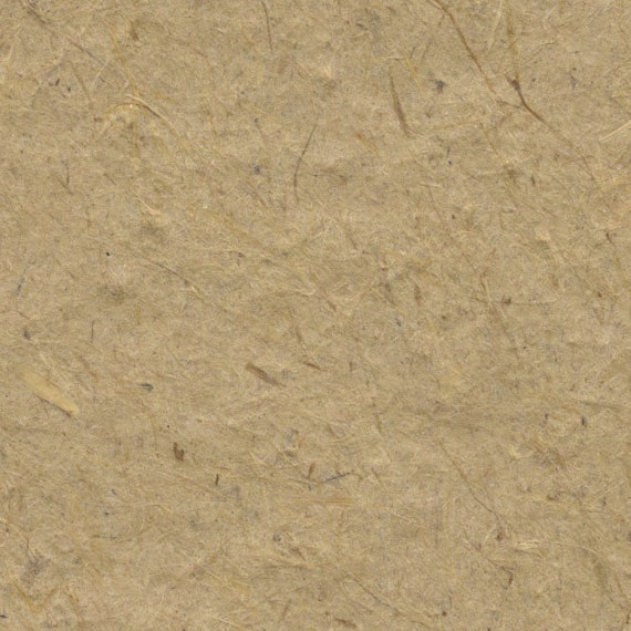 5 Sheets Wheat Straw Handmade Paper