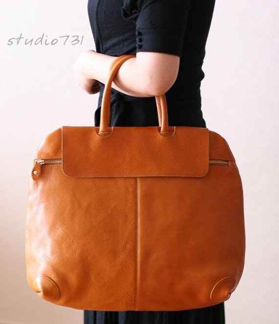 Black Tote Bag Elegant Large Leather Tote Bag