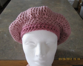 Slouch Beret - girls/teens/ladies