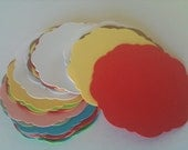 Bracket Circles 18 - 3 inches Pick You Colors