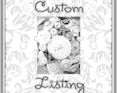 Wedding Button Bouquet - Custom Listing for HelloNicki FINAL PAYMENT
