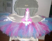 Diva babies high chair tutu