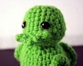 Lou - The Cuddly Wuddly Mini Cthulhu Amigurumi Doll