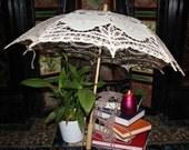 Vintage Wedding Parasol