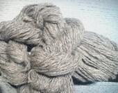Sad Llama - Handspun Yarn