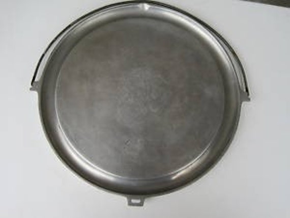 Vintage Miracle Maid Aluminum Cookware Reversible Griddle