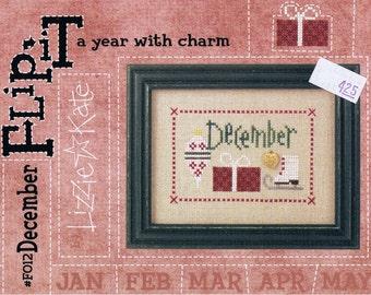 December Cross Stitch Booklet