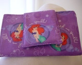 Disney Little Mermaid Wallet
