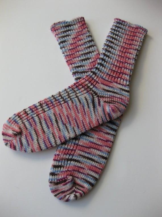Cherry Tree Hill Soft Twist Socks