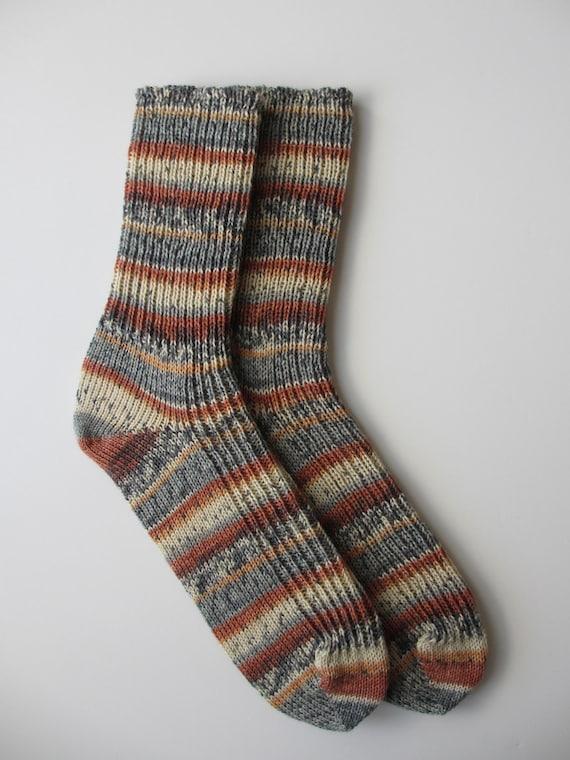 """Women's Wool Socks  """"Opal Rainforest 7"""""""