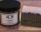 Lavender Mojito Sugar Scrub & Soap