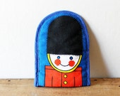 Egg Cosy - London Royal Guard Soldier.