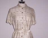 SALE - summer day dress / vintage 60s