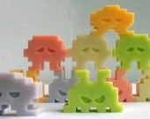 UK made alien invaders soaps