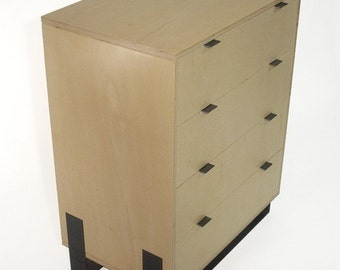 Price Drop - Baltic Birch Dresser