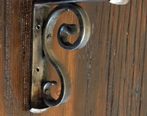 Popular Items For Wall Shelf Brackets On Etsy