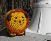 Made to Order-Leroy the Lion Crocheted Toy