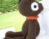 Spot the Puppy Crocheted Toy