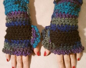 Cozy Fingerless Wrist Warmers