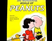 1966  The Wonderful World of PEANUTS - Very Good Paperback Copy