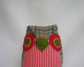 Christmas Owl - hand sewing e-pattern
