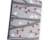 PASSPORT COVER - Love Birds