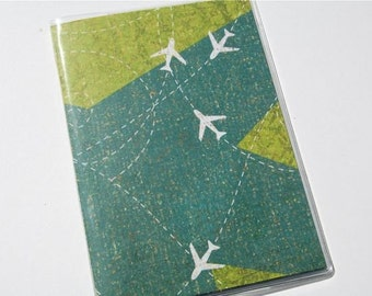 PASSPORT COVER - Air Traffic Control. Passport Holder, Passport Case, Travel Wallet, Gift for Him, Travel Gift Idea, Airplane, Wanderlust