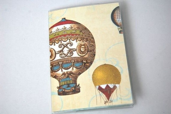 PASSPORT COVER - Olde World Hot Air Balloons