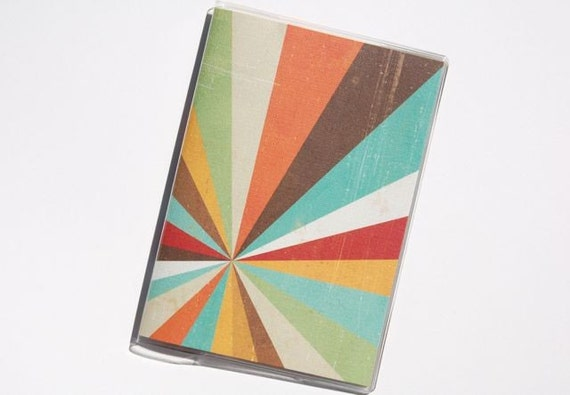 PASSPORT COVER - Vortex Of Fall Colors