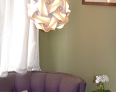 Roma Tessellation Lantern