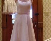 CUSTOM ORDER for Danielle Townley - Flower Girl Dress (FINAL)
