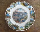 Grand Canyon Souvenir Plate - Older Than Most