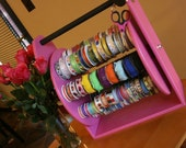 Ribbon Carry Caddy-White,Pink,Orange,Sage,Lavender,Yellow,blue