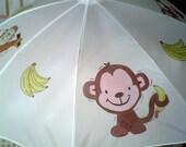 Umbrella - Monkey and Bananas Galore - Child Youth
