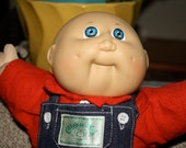 Cabbage patch kid Doll Preemie  so cute, very clean original clothes 80s classic favorite