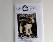 Dog Sewing Pattern Puppy Pull Toy