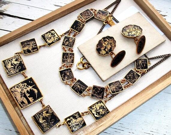 Vintage Japanese Jewelry 90