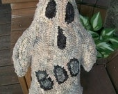 Primitive Ghost Rug Hooking Pattern OFG FAAP